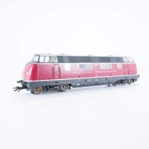 Diesel locomotief