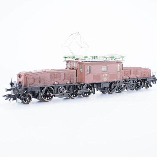 Elektrische locomotieven digitaal