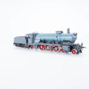 Diesellocomotief analoog