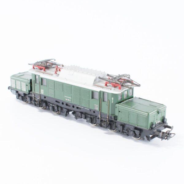 Elektrische locomotieven analoog