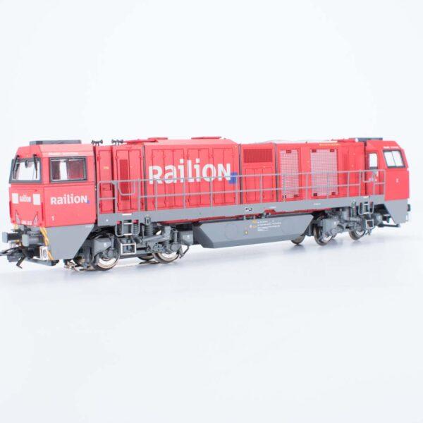 Diesellocomotieven digitaal